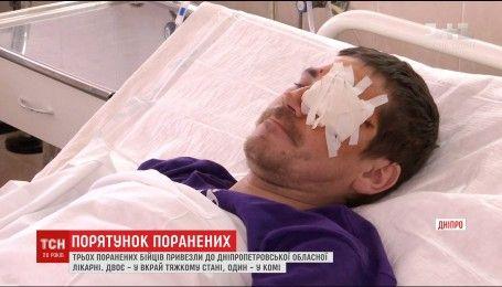 Шанс на жизнь: в Днепре прооперировали трех тяжелораненых бойцов