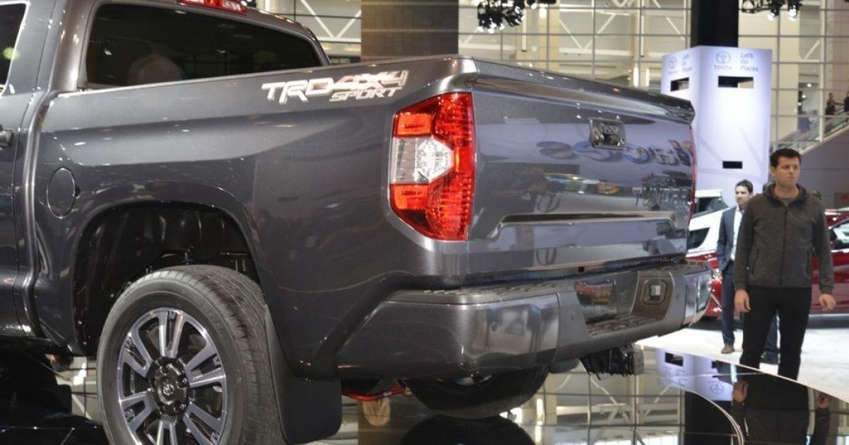 Toyota Tundra TRD Sport