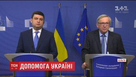 Президент Європейської комісії повідомив, коли для українців можуть запровадити безвізовий режим