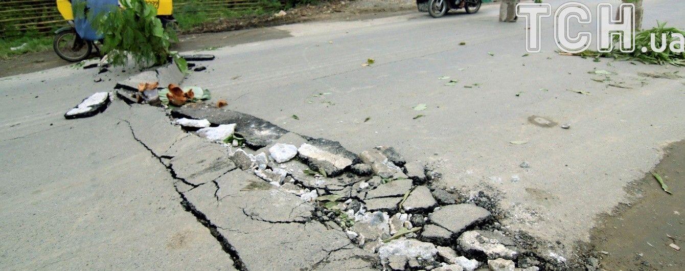 Филиппины сотрясло землетрясение