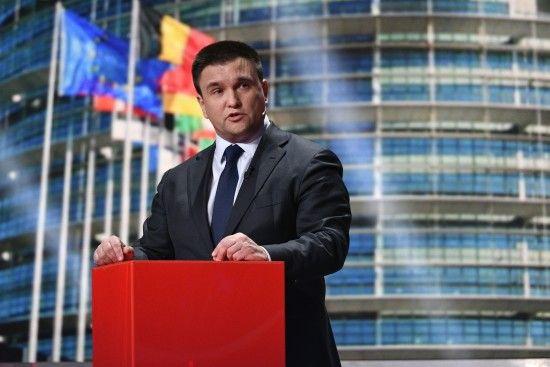 Клімкін пояснив, навіщо в областях України було введено воєнний стан