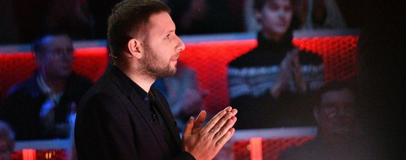ЦВК відмовилася реєструвати кандидатом у нардепи Парасюка