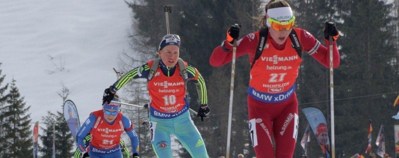 Меркушина первой побежит спринт: стартовые позиции украинок на гонку Игр-2018