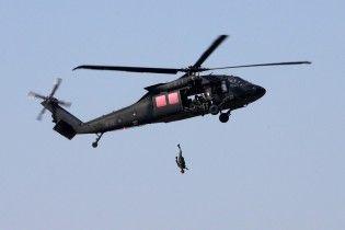 На Гаваях розбився військовий гвинтокрил США