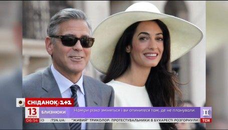 Мама Джорджа Клуни рассекретила пол будущих внуков