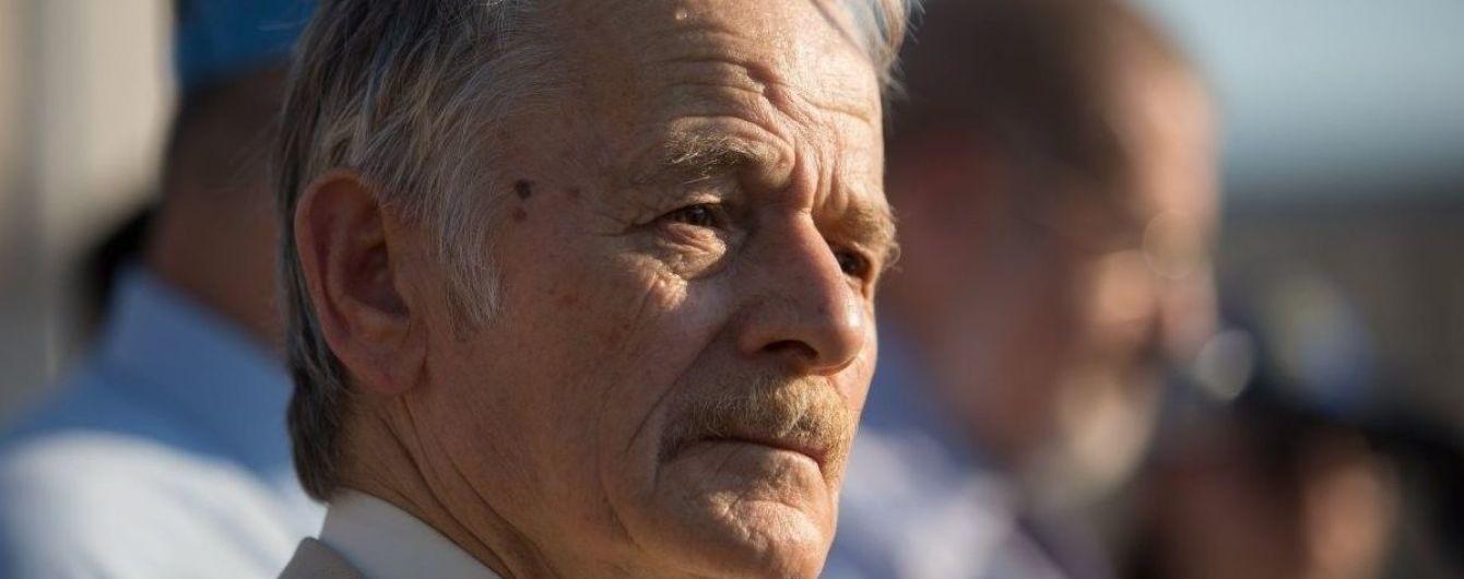Турция может помочь в освобождении Сенцова и Кольченко - Джемилев