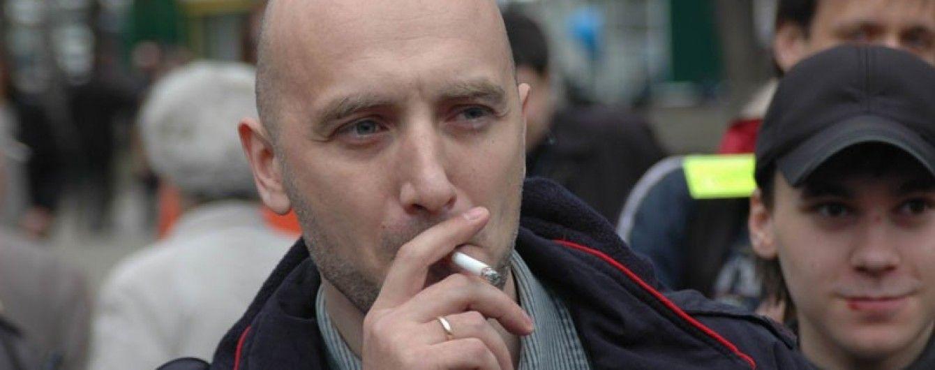 СБУ открыла дело против российского писателя Прилепина, который хочет захватить Украину