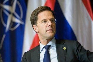 Прем'єр-міністр Нідерландів відмовився підтримати ідею створення європейської армії