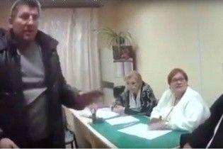 В Одессе председатель окружного суда ездил по городу навеселе