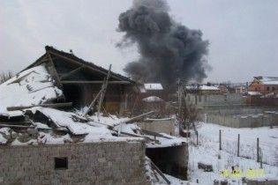 Стала відома причина потужного вибуху на хімзаводі у Донецьку