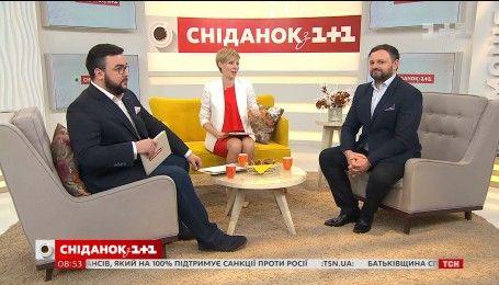 """До команди """"Сніданку"""" приєднався хірург Ростислав Валіхновський"""