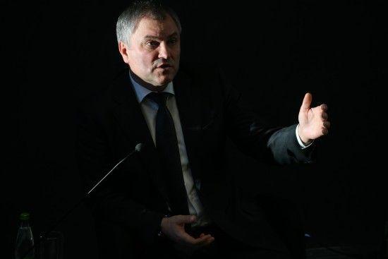 Спікер Держдуми РФ заявив, що Туреччина підтримала позицію Москви щодо ПАРЄ