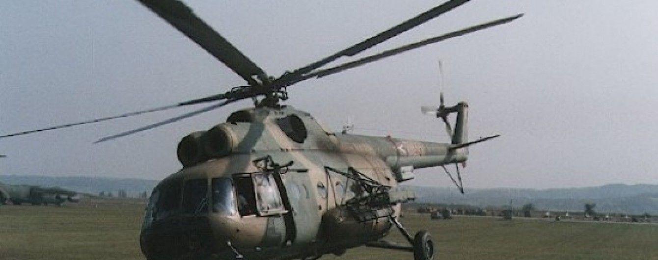 В России разбился вертолет с 18 людьми на борту, все погибли