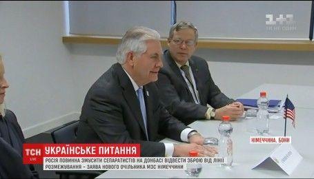 Порошенко візьме участь у конференції з безпеки, що стартує сьогодні у Мюнхені