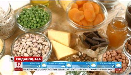 Поради дієтолога: харчування для покращення мозкової діяльності