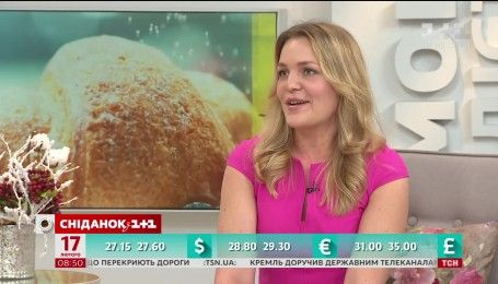 """Вона перемогла себе і схудла на 34 кг – в гостях """"Сніданку"""" Тетяна Примак"""