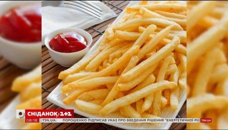 Интересные факты о картофеле фри