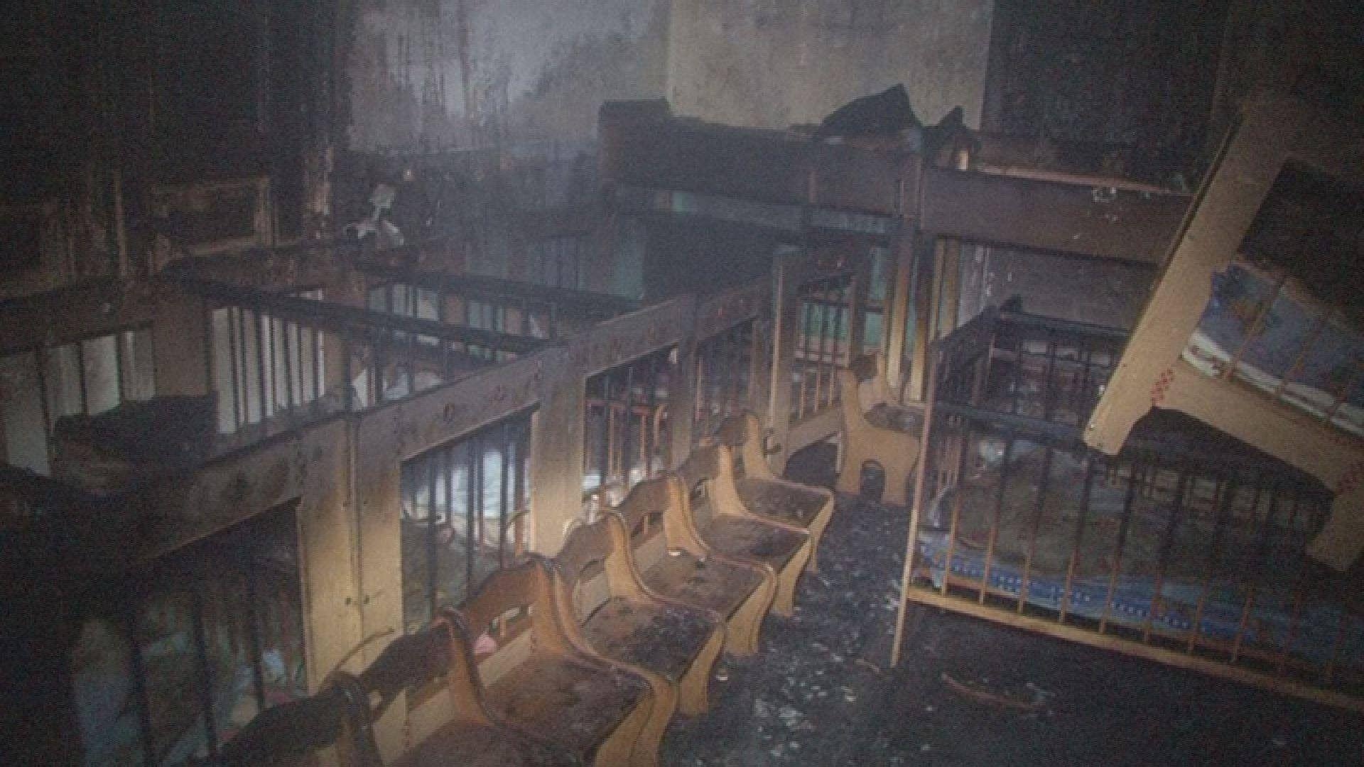 У Львові вранці спалахнув дитячий садок