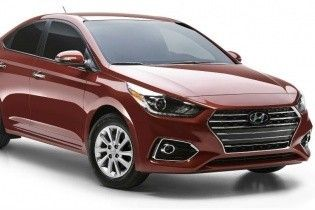 В Торонто Hyundai представил новый Accent