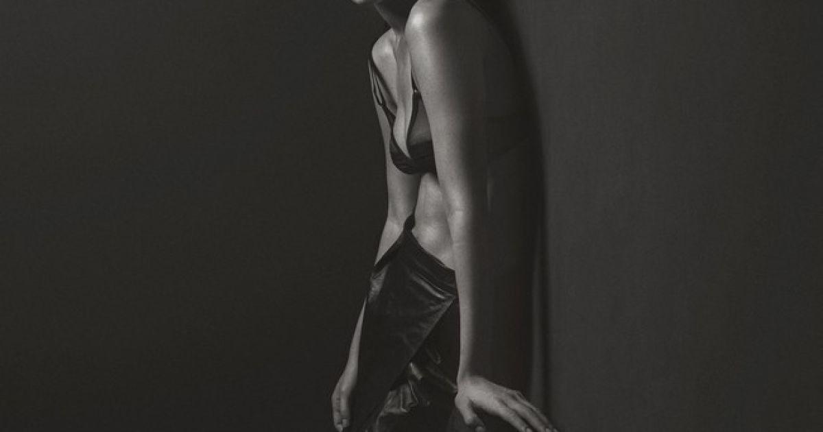 Белла Хадід роздягнулася у фотосесії @ V magazine