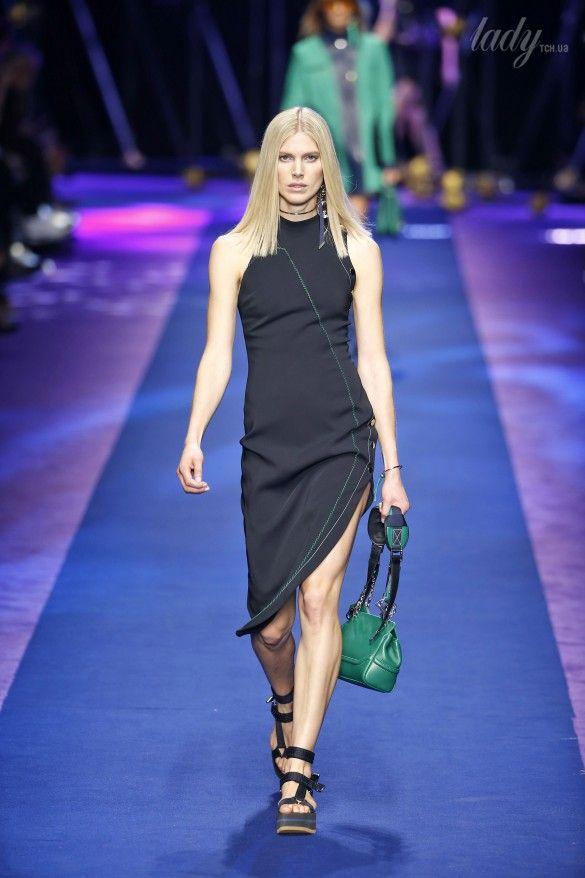 Коллекция Versace прет-а-порте сезона весна-лето 2017_11