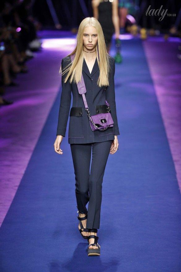 Коллекция Versace прет-а-порте сезона весна-лето 2017_10
