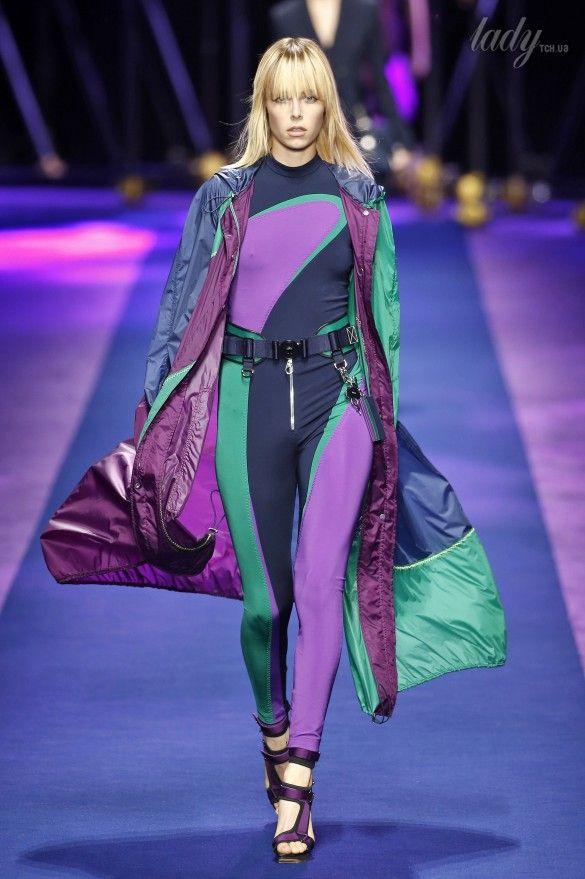 Коллекция Versace прет-а-порте сезона весна-лето 2017_1