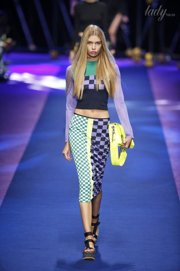 Коллекция Versace прет-а-порте сезона весна-лето 2017_15