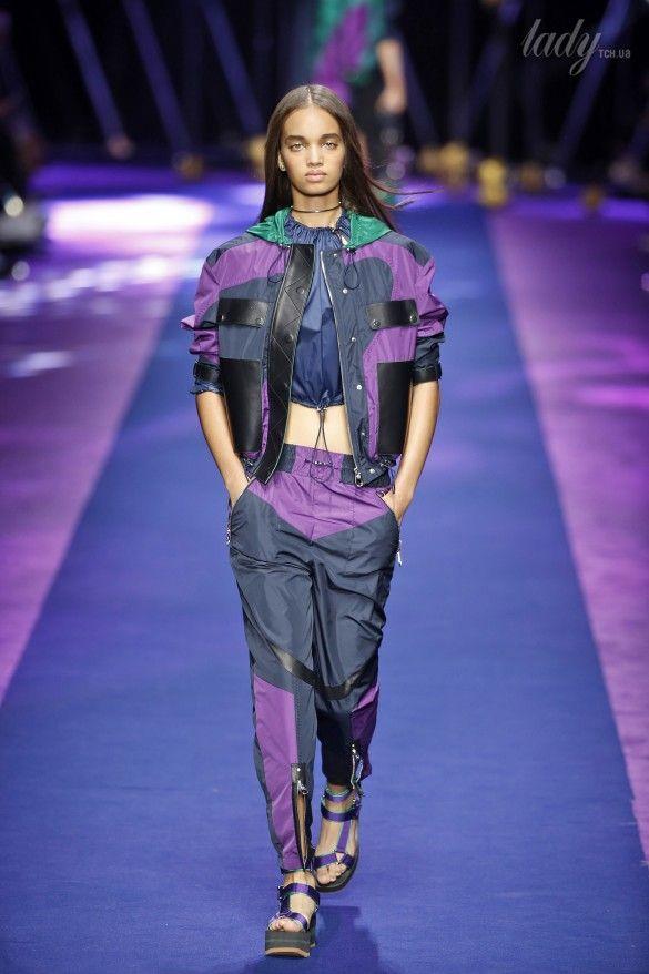 Коллекция Versace прет-а-порте сезона весна-лето 2017_8