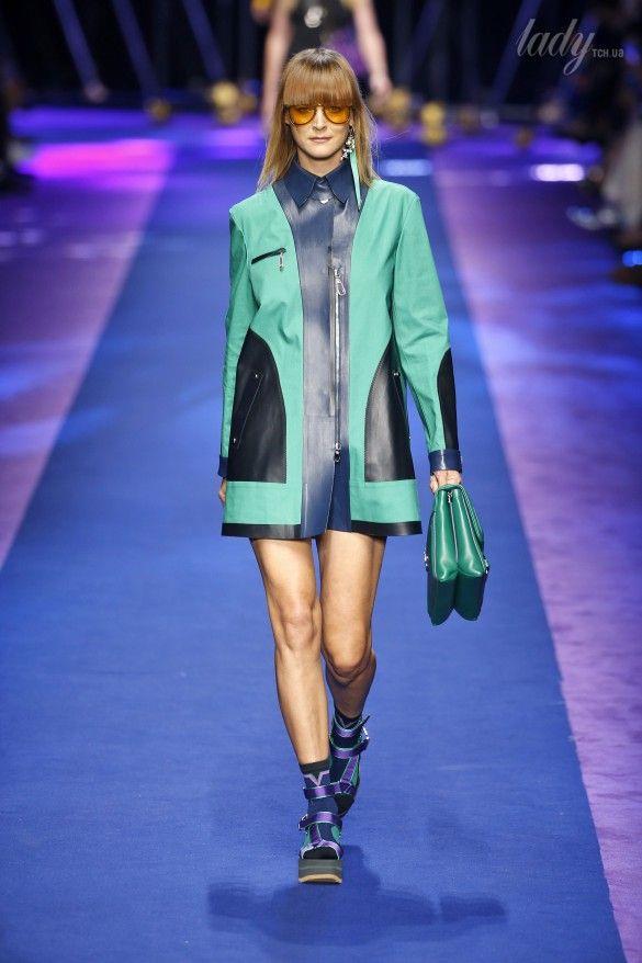 Коллекция Versace прет-а-порте сезона весна-лето 2017_12