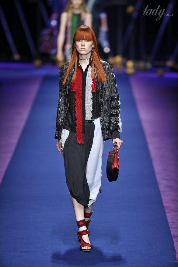 Коллекция Versace прет-а-порте сезона весна-лето 2017_38