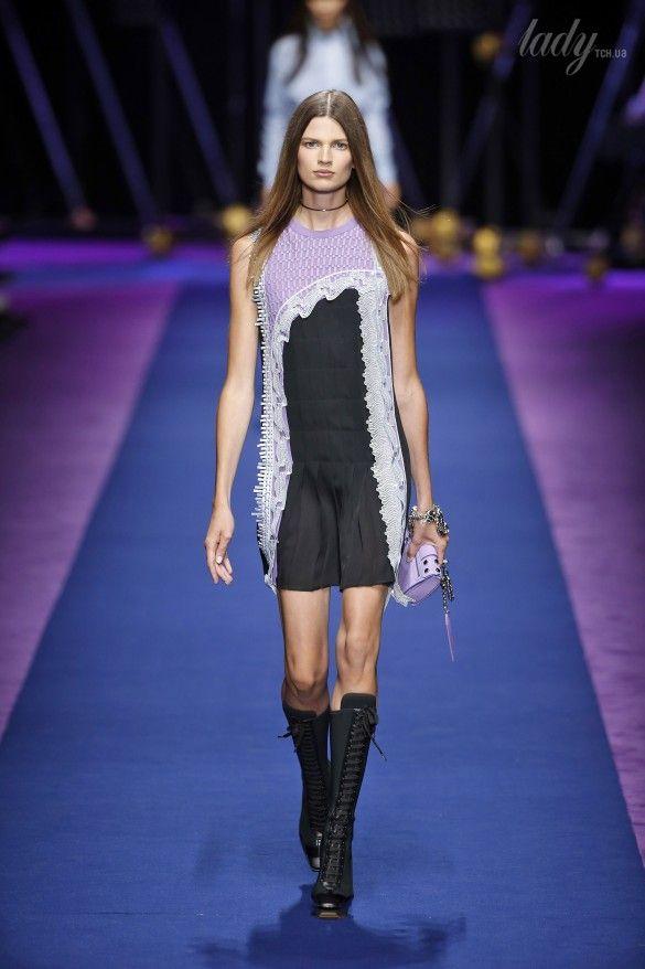 Коллекция Versace прет-а-порте сезона весна-лето 2017_43