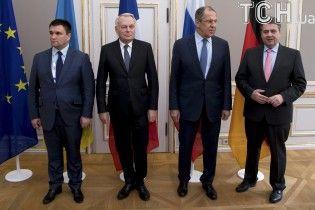 """Встреча """"нормандской четверки"""" в Мюнхене окончательно сорвалась"""