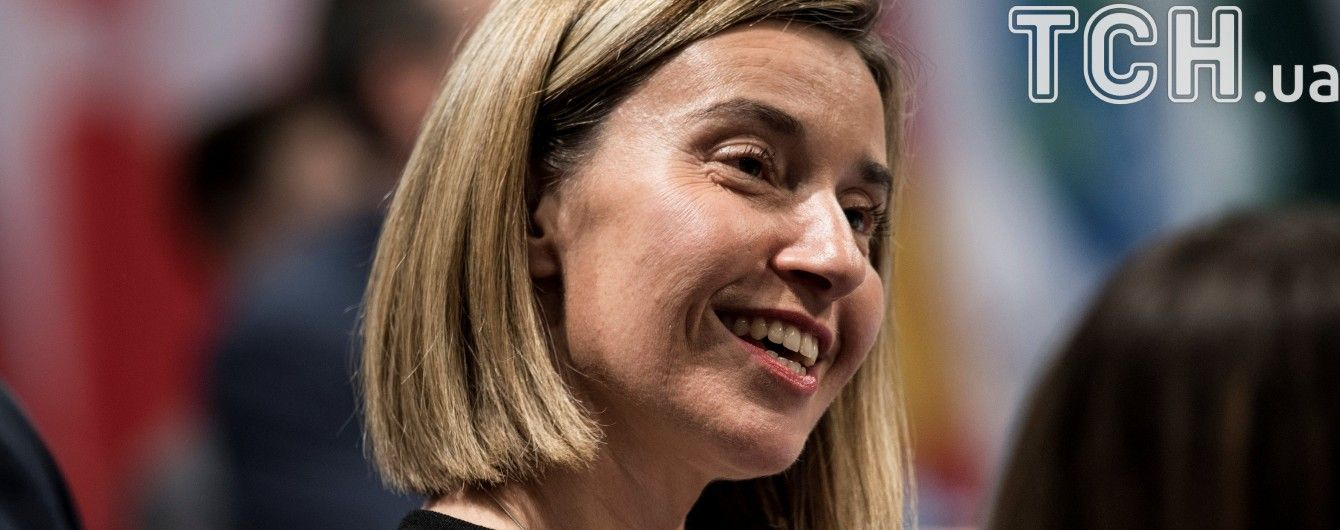 Мільярд євро для України: Могеріні в Києві заявила про умови, на котрих ЄС дасть гроші