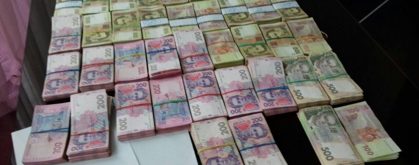 На Запорожье накрыли конвертцентр с оборотом в более чем четверть миллиарда гривен