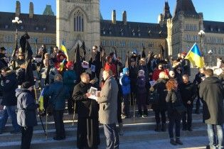 У Канаді вшанували пам'ять Небесної сотні
