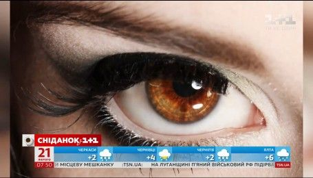 Про що може розказати колір очей