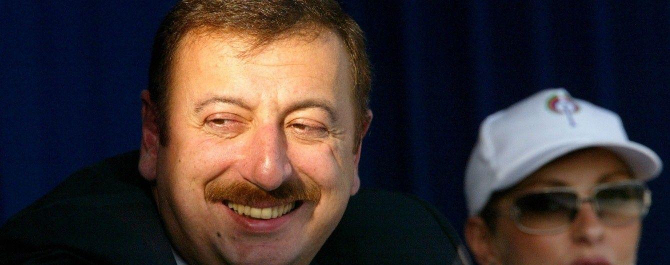 Алиева переизбрали на пост президента Азербайджана - результаты экзит-поллов