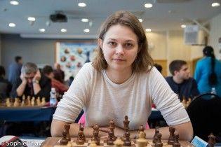 Украинская шахматистка рассказала, почему не откажется ездить на турниры в Россию