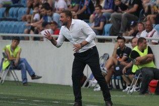 "Тренер ""Черноморца"" Бабич подал в отставку"