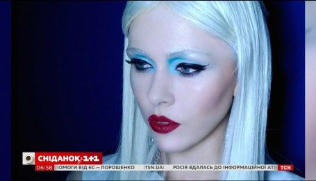 Группа The Hardkiss представил украиноязычную песню