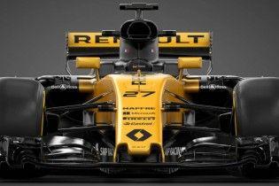 "Renault представил новый болид ""Формулы-1"""