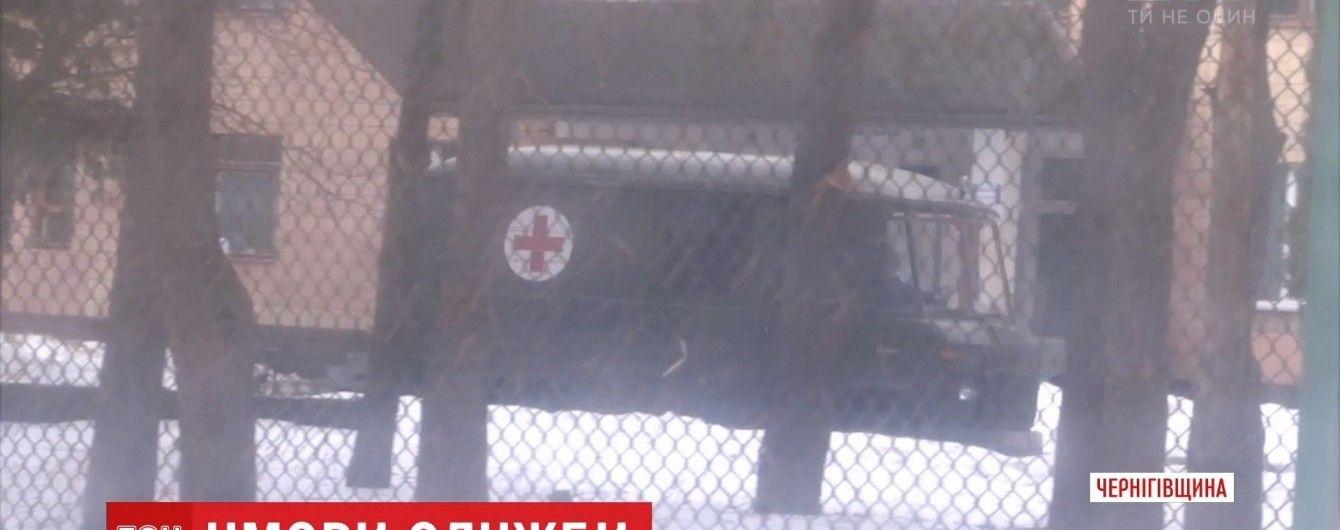 """Военный-контрактник загадочно попал в больницу после видео о бытовых условиях в """"Десне"""""""