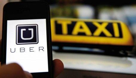 Uber запустил в Киеве сервис с электрокарами