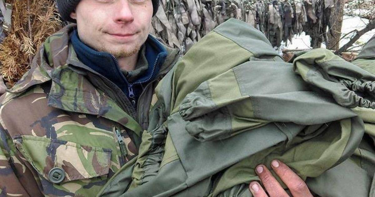 В Днепре в больнице умер украинский десантник
