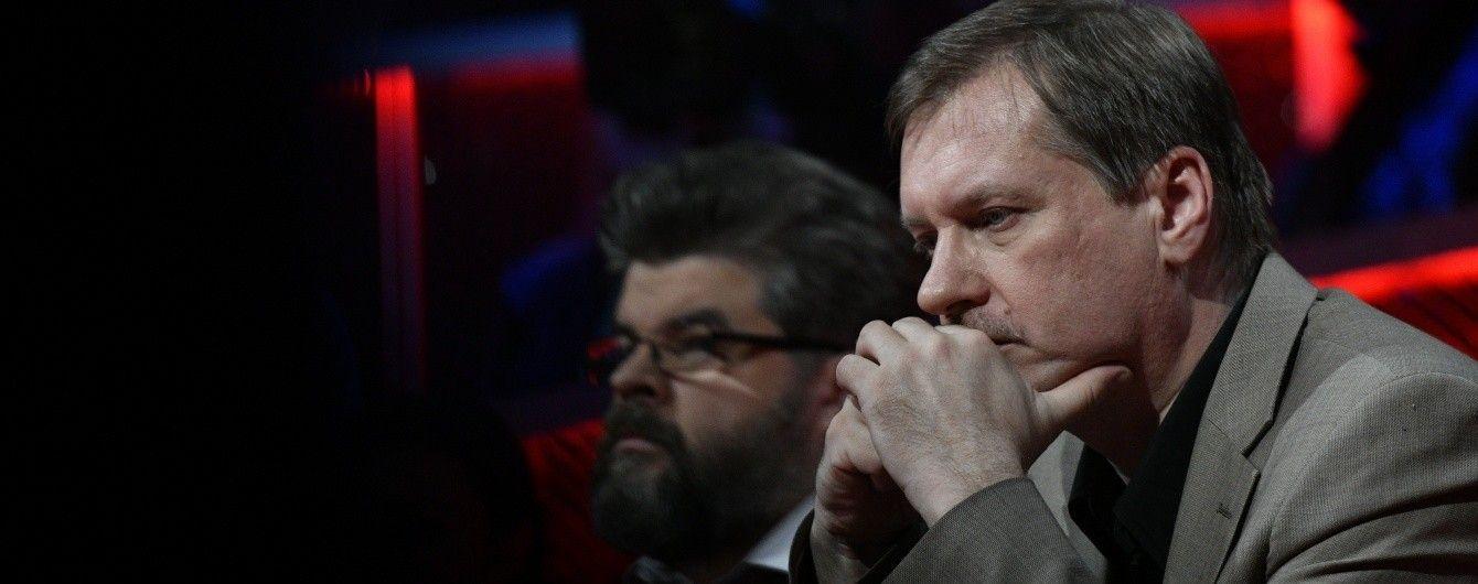 Чорновіл дав свідчення у справах про діяльність Манафорта в Україні