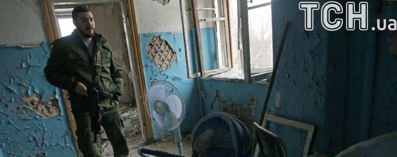 Боевики из гранатометов обстреляли украинских военных на Донецком направлении