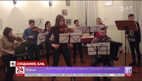 На сцене столичной филармонии оживут герои Леси Украинки