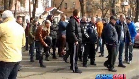"""Николаевские таксисты и """"Укртрансбезпека"""" - кто кого?"""