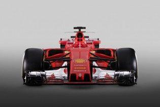 Ferrari официально представила новый гоночный болид SF70-H
